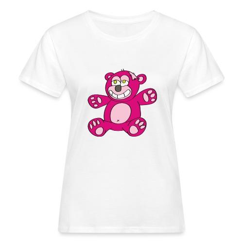 Teddy Rood - Vrouwen Bio-T-shirt