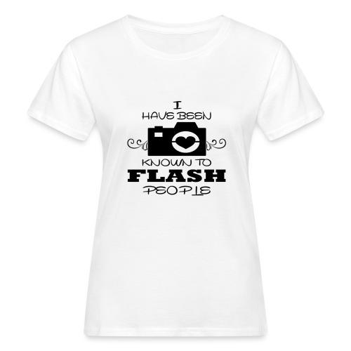 Photographer - Women's Organic T-Shirt