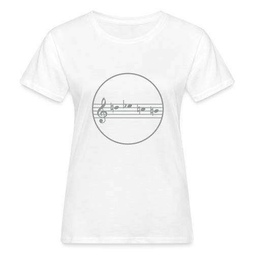 D S C H (Shostakovich) - Frauen Bio-T-Shirt