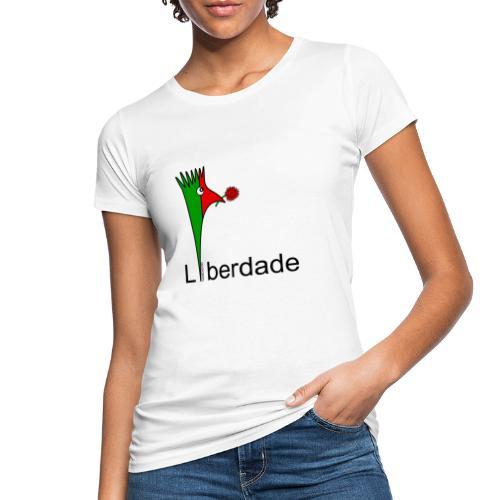 Galoloco - Liberdaded - 25 Abril - T-shirt bio Femme