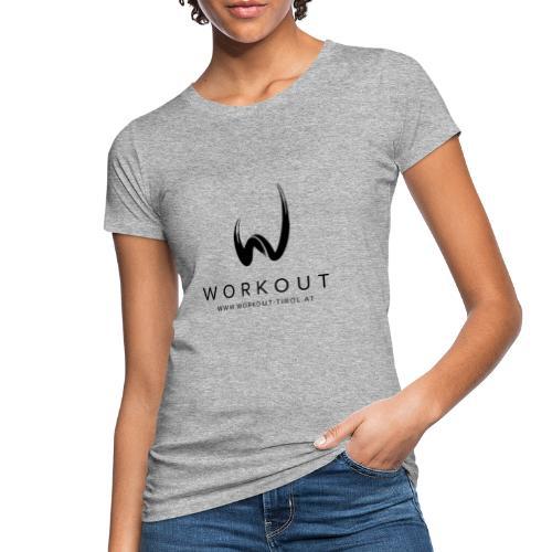 Workout mit Url - Frauen Bio-T-Shirt