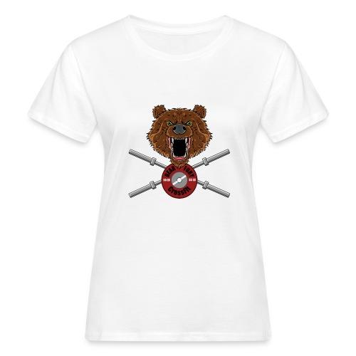 Bear Fury Crossfit - T-shirt bio Femme