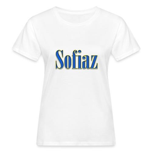 Sofiaz - Ekologisk T-shirt dam