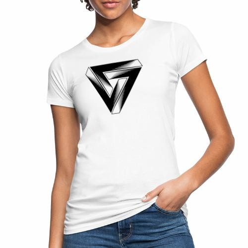 impossible triangle - Women's Organic T-Shirt