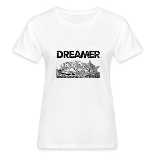 Dreamer - T-shirt ecologica da donna