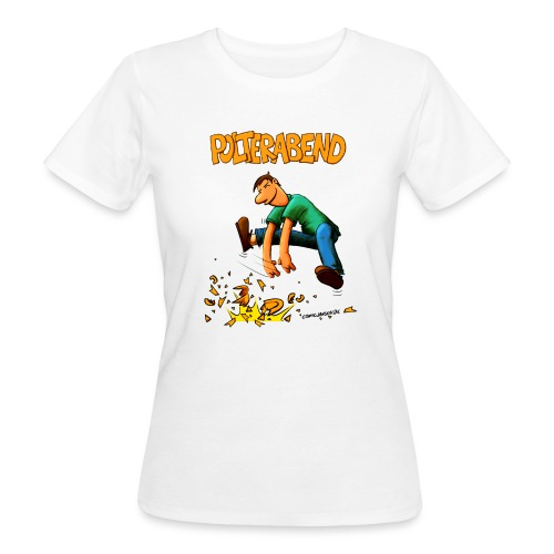 polter2019.png - Frauen Bio-T-Shirt