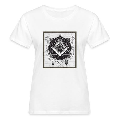 Illuminati - T-shirt bio Femme