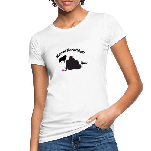 Happy Bright New - Frauen Bio-T-Shirt