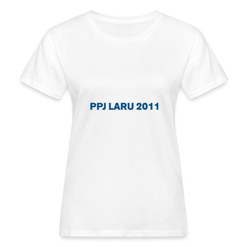 Teksti ilman seuran logoa - Naisten luonnonmukainen t-paita