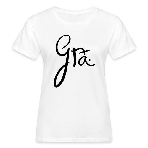 logo-trans-ai - Vrouwen Bio-T-shirt