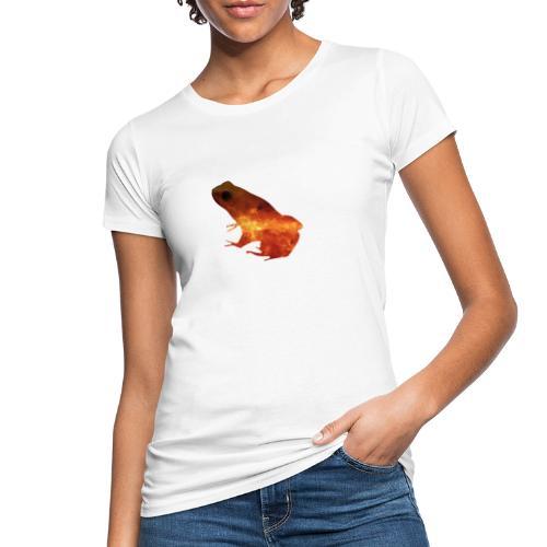rana a doppia esposizione - T-shirt ecologica da donna