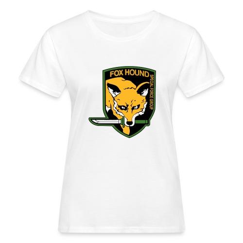 Fox Hound Special Forces - Naisten luonnonmukainen t-paita