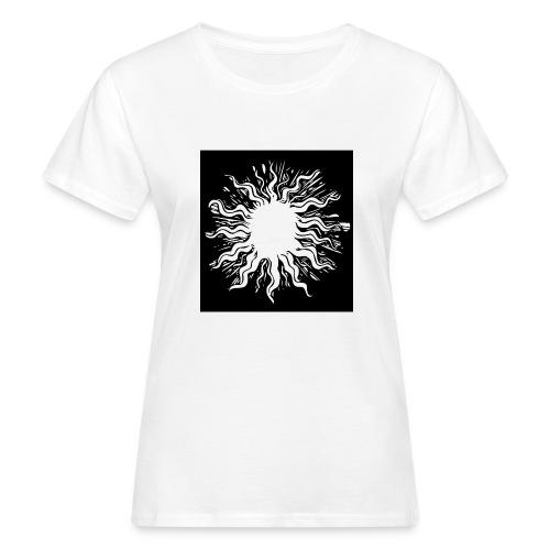 sun1 png - Women's Organic T-Shirt