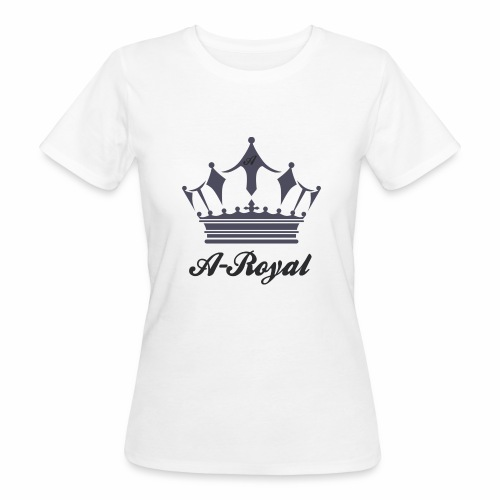 A-Royal - T-shirt ecologica da donna