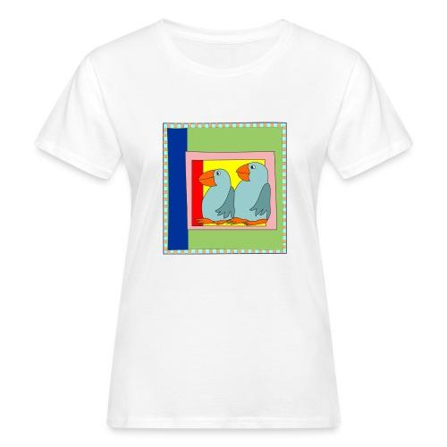 Colorart1 - T-shirt ecologica da donna