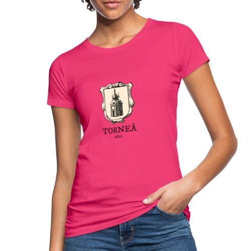 Torneå 1621 - Naisten luonnonmukainen t-paita