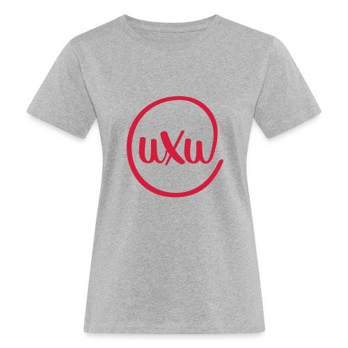 UXU logo round - Women's Organic T-Shirt