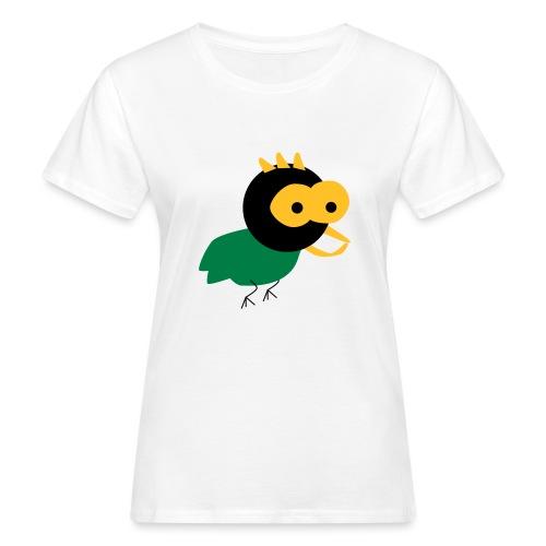 lintu-eps - Naisten luonnonmukainen t-paita