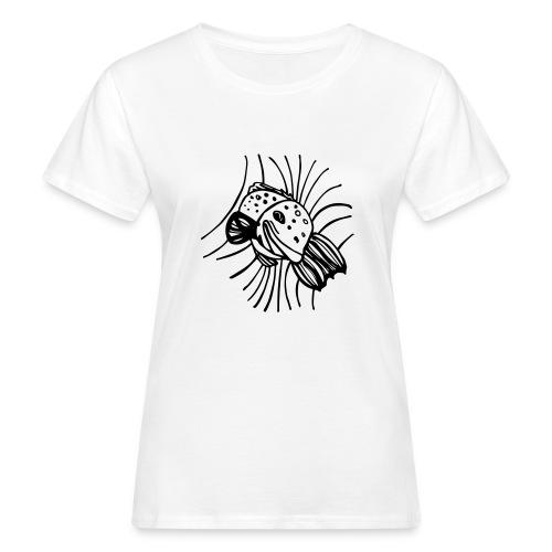 pesce1 - T-shirt ecologica da donna