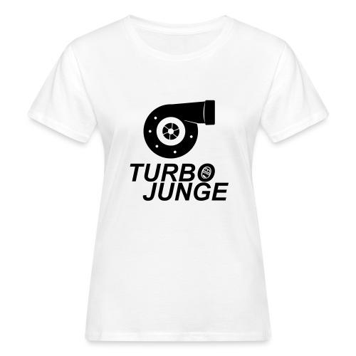 Turbojunge! - Frauen Bio-T-Shirt