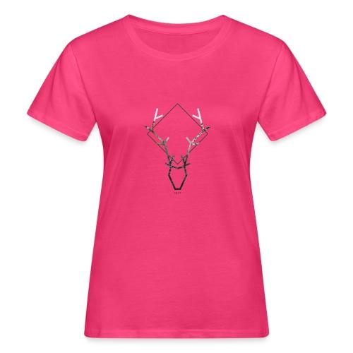DEER - T-shirt ecologica da donna