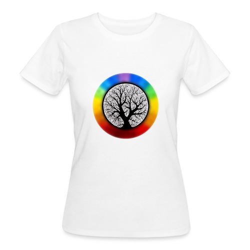 tree of life png - Vrouwen Bio-T-shirt