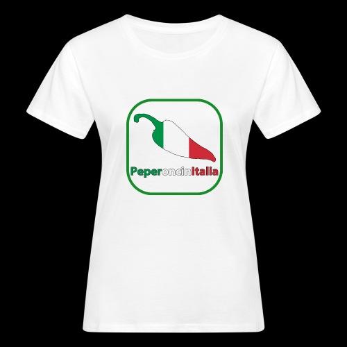 T-Shirt unisex classica. - T-shirt ecologica da donna