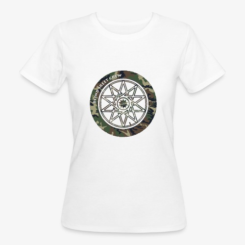 BSC F- Sign Camo II - T-shirt ecologica da donna