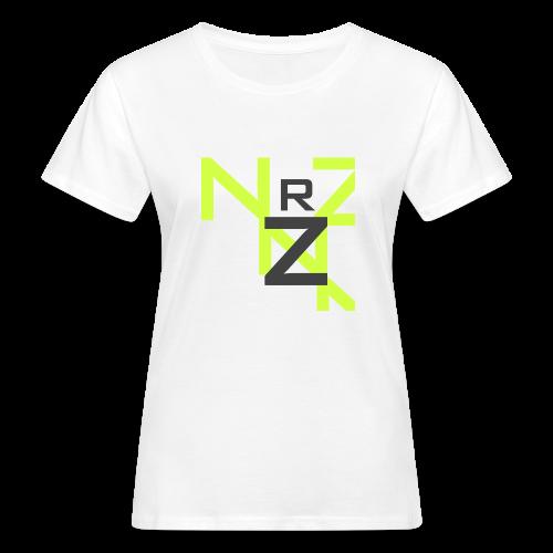 Nörthstat Group™ Clear Transparent Main Logo - Women's Organic T-Shirt