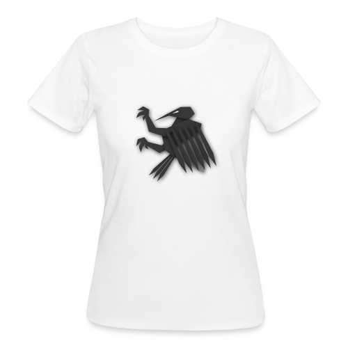 Nörthstat Group ™ Black Alaeagle - Women's Organic T-Shirt