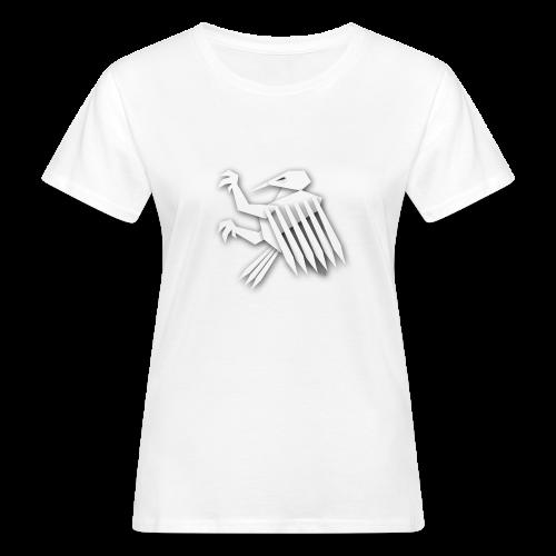 Nörthstat Group ™ White Alaeagle - Women's Organic T-Shirt