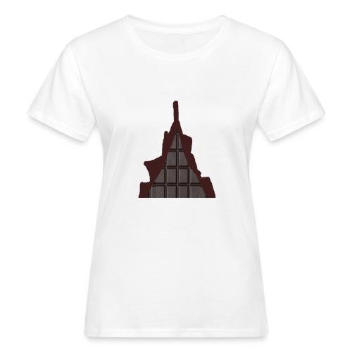 Vraiment, tablette de chocolat ! - T-shirt bio Femme