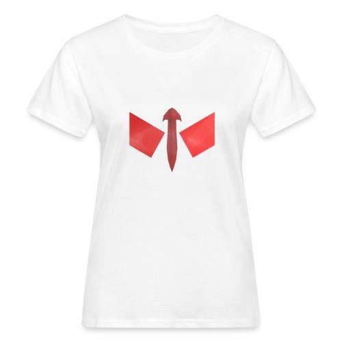 butterfly-png - Vrouwen Bio-T-shirt