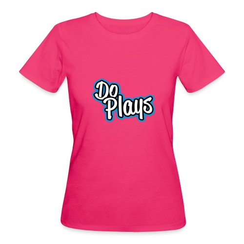 Gymtas   Doplays - Vrouwen Bio-T-shirt