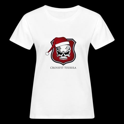 CrossFit Tuusula Xmas - Naisten luonnonmukainen t-paita