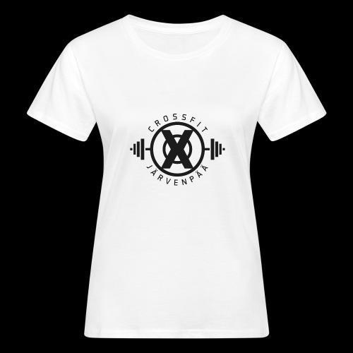 CrossFit Järvenpää BW - Naisten luonnonmukainen t-paita