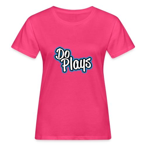 Mannen Baseball | Doplays - Vrouwen Bio-T-shirt