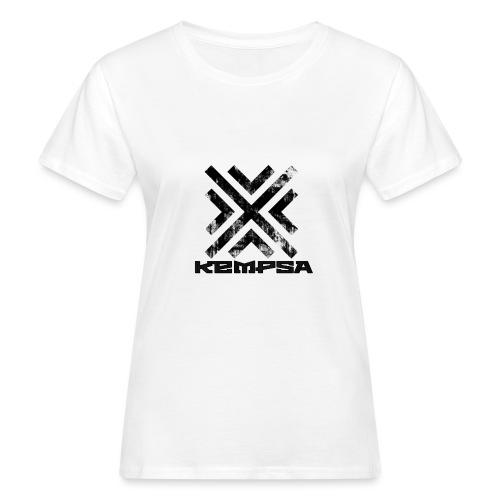 Felpa con logo - T-shirt ecologica da donna