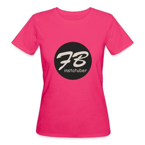 TSHIRT-INSTAGRAM - Vrouwen Bio-T-shirt