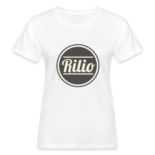 RILIO - T-shirt ecologica da donna