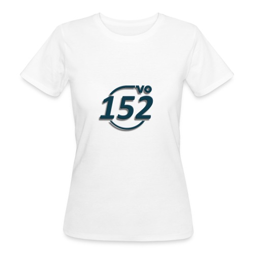 152VO Klassenzeichen petrol ohne Text - Frauen Bio-T-Shirt