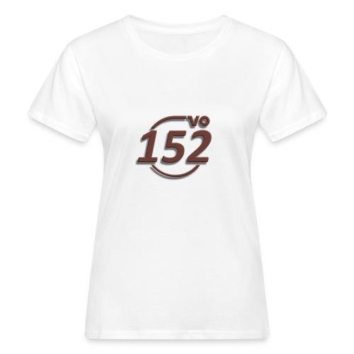152VO Klassenzeichen mahogany ohne Text - Frauen Bio-T-Shirt