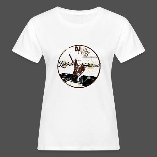 DJ An - Vrouwen Bio-T-shirt