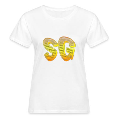 Felpa SG Donna - T-shirt ecologica da donna