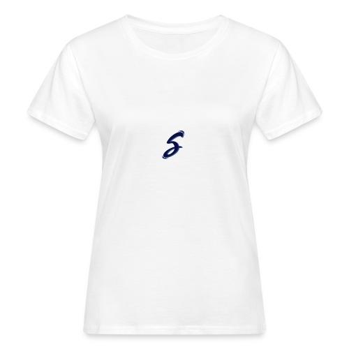 s-blue - T-shirt bio Femme