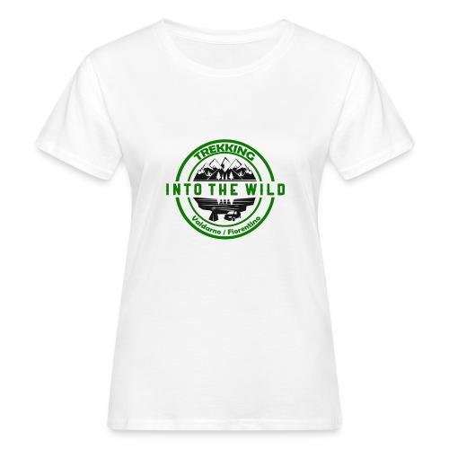 Into The Wild Trekking Cappello - T-shirt ecologica da donna