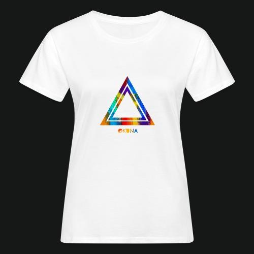 ØKUNA - Tee shirt logo - T-shirt bio Femme
