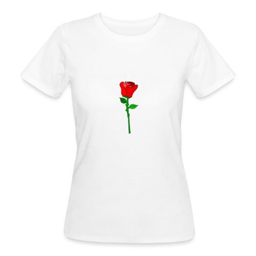 ROSE - Frauen Bio-T-Shirt