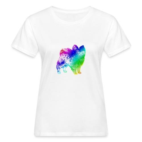 Space Dog - Women's Organic T-Shirt