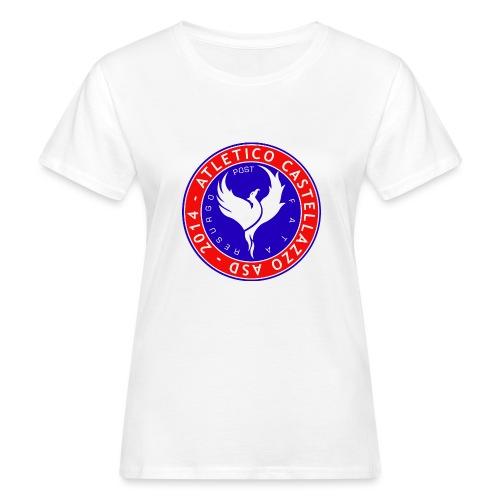 Logo Ufficiale Atletico Castellazzo - T-shirt ecologica da donna